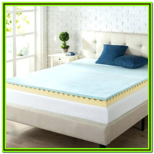 Memory Foam Mattress Topper Queen Costco