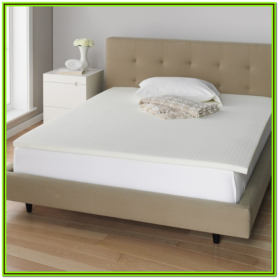 Memory Foam Mattress Topper Queen Kohls
