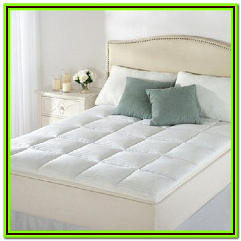 Memory Foam Mattress Topper Twin Bed