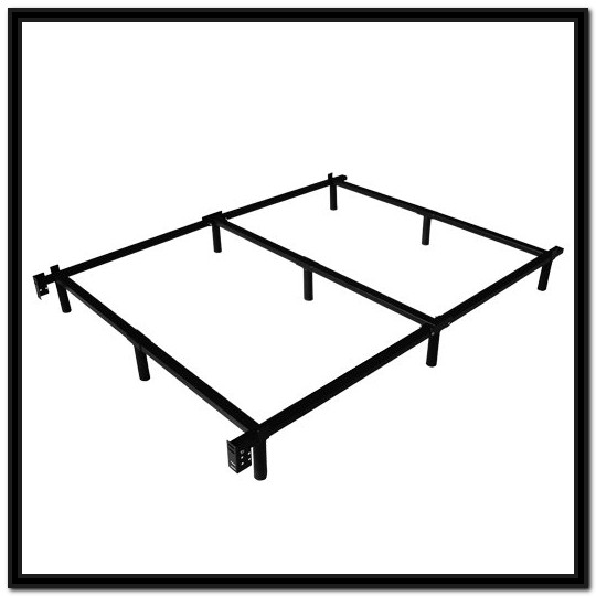 Metal Bed Frame King Assembly