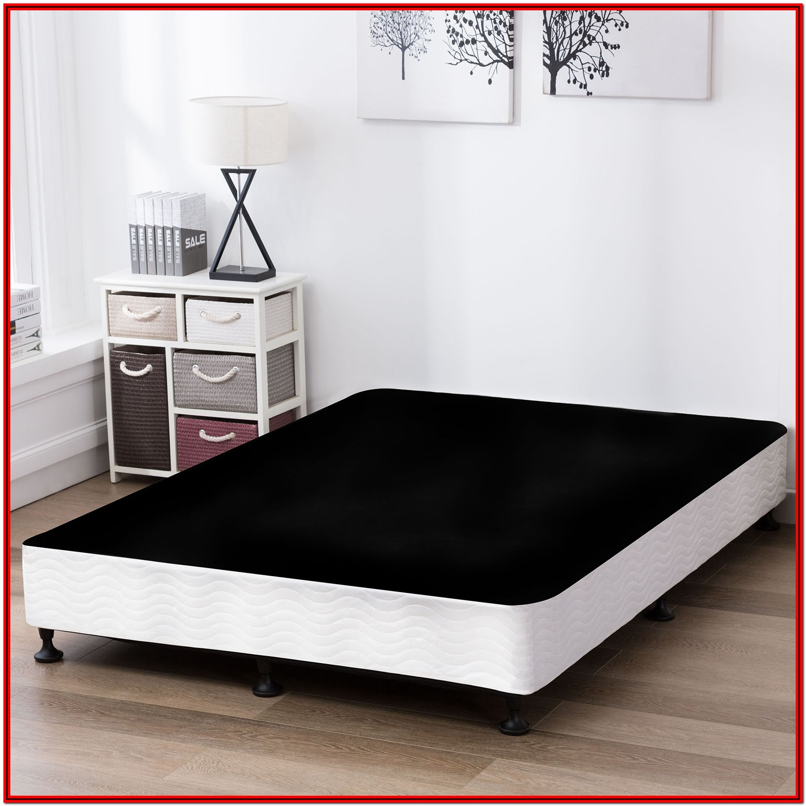Metal Bed Frame King Size Ebay