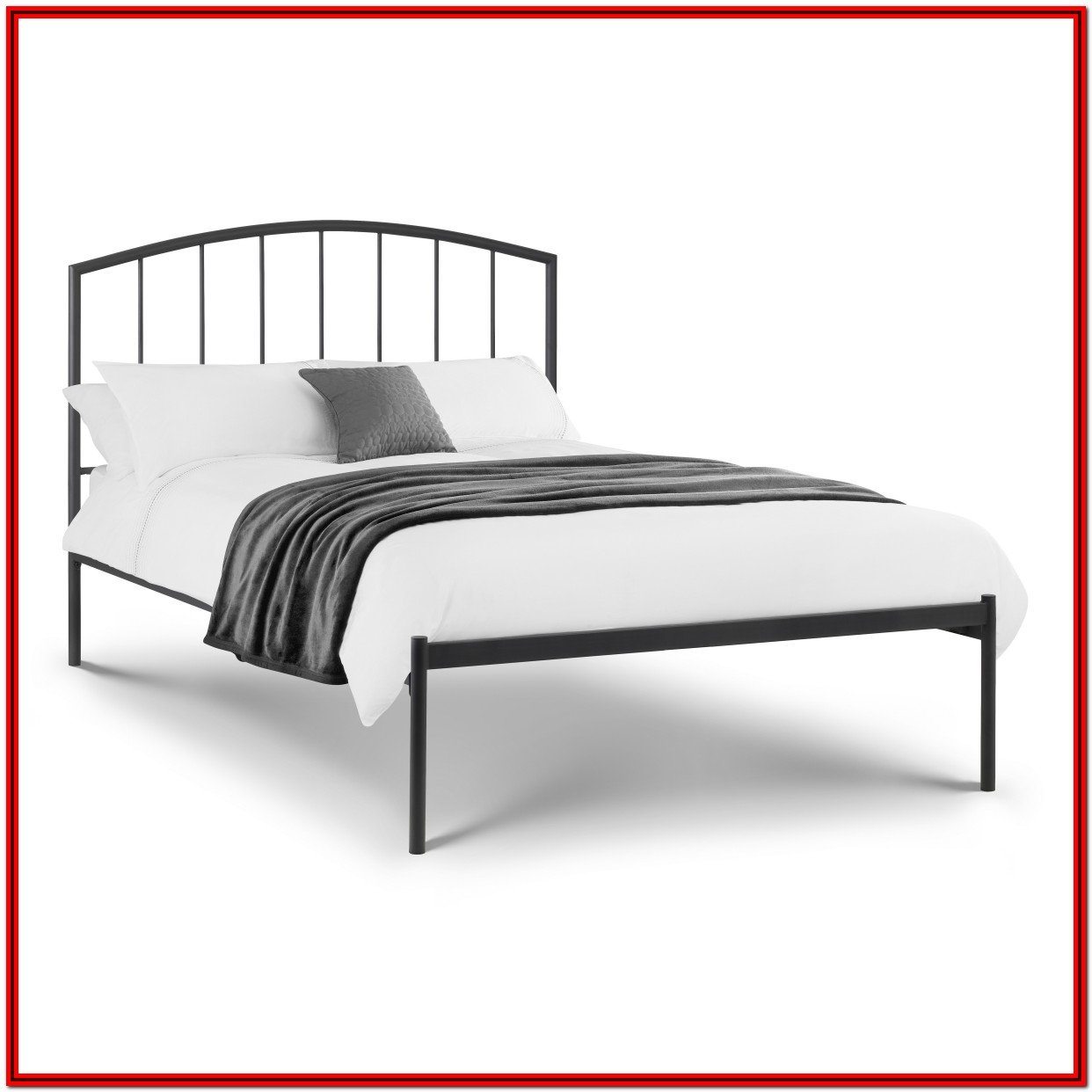Metal Bed Frame King Size Uk