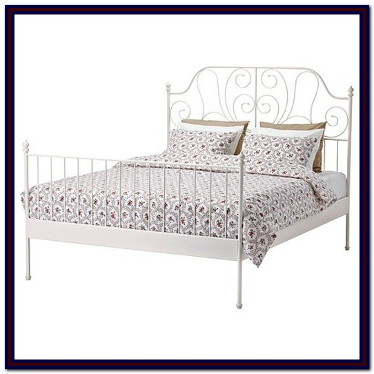 Metal Bed Frame Queen Ikea