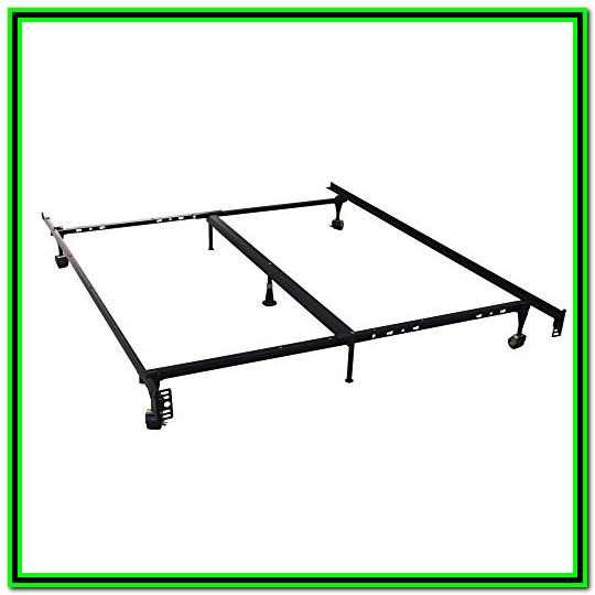 Metal Bed Frames Queen Amazon