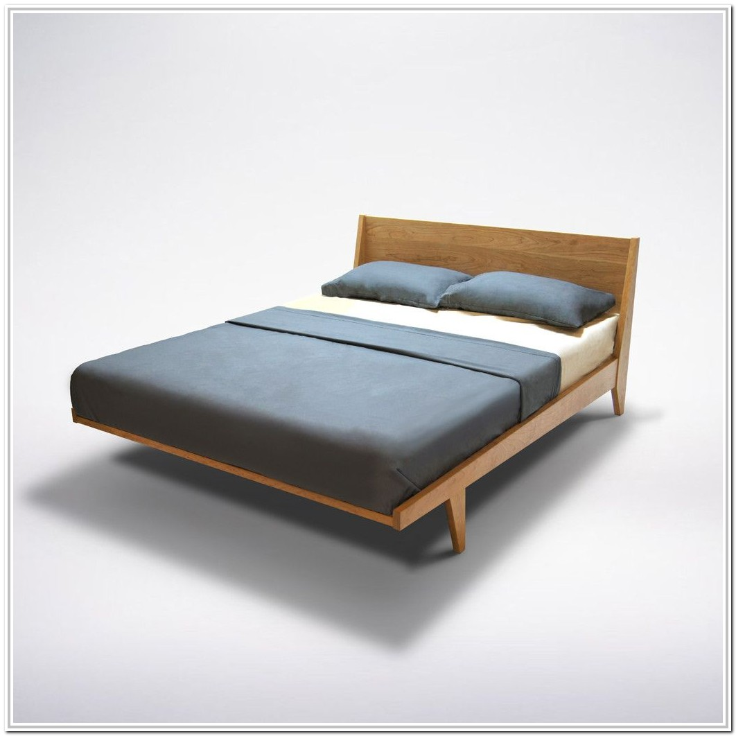 Mid Century Bed Frame Plans
