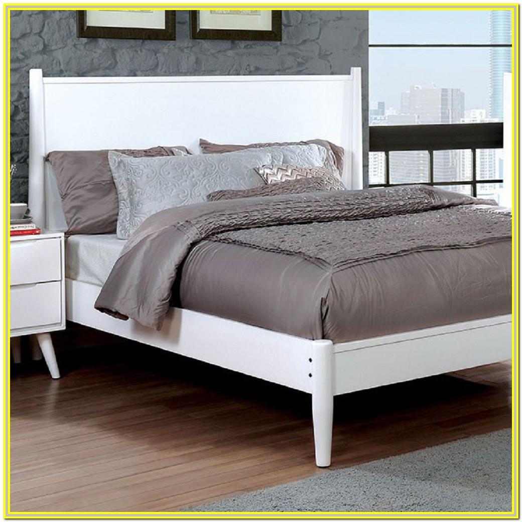 Mid Century California King Bed