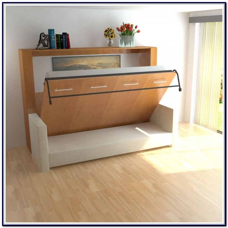Murphy Bed Couch Combo Diy