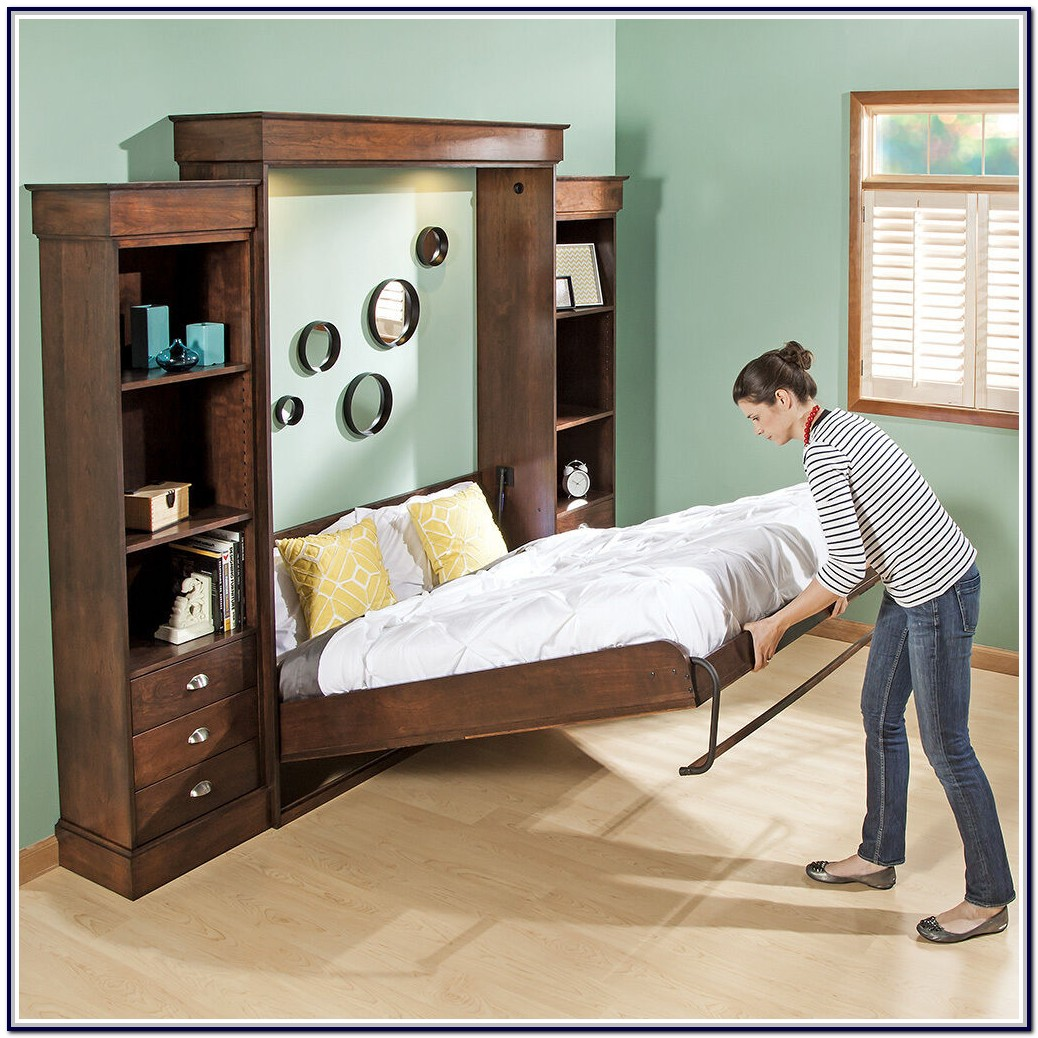 Murphy Bed With Couch Kit