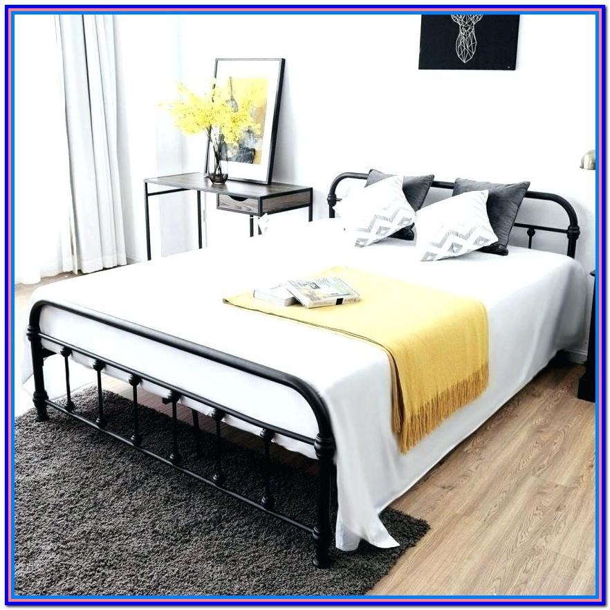 Olee Sleep Steel Slat Bed Frame King