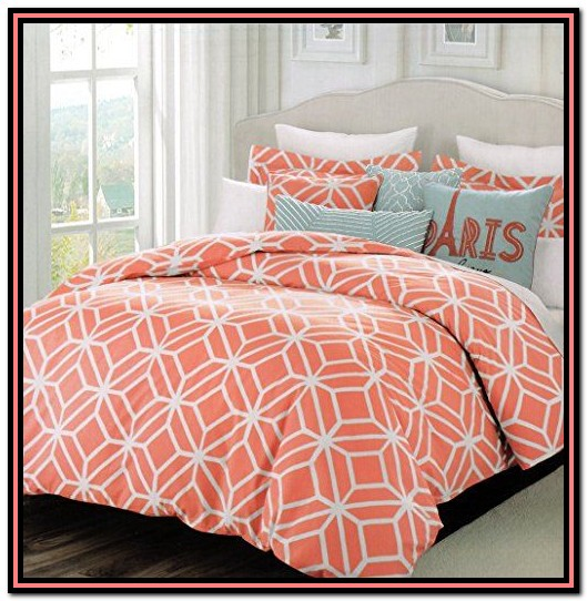 Orange And Grey Bedding Dunelm