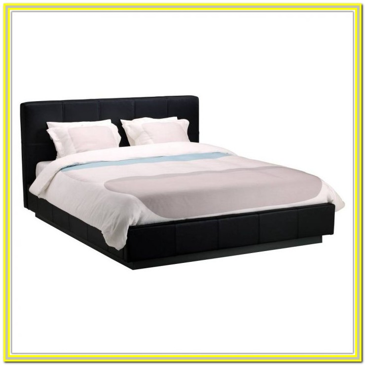 Platform Beds With Drawers Queen