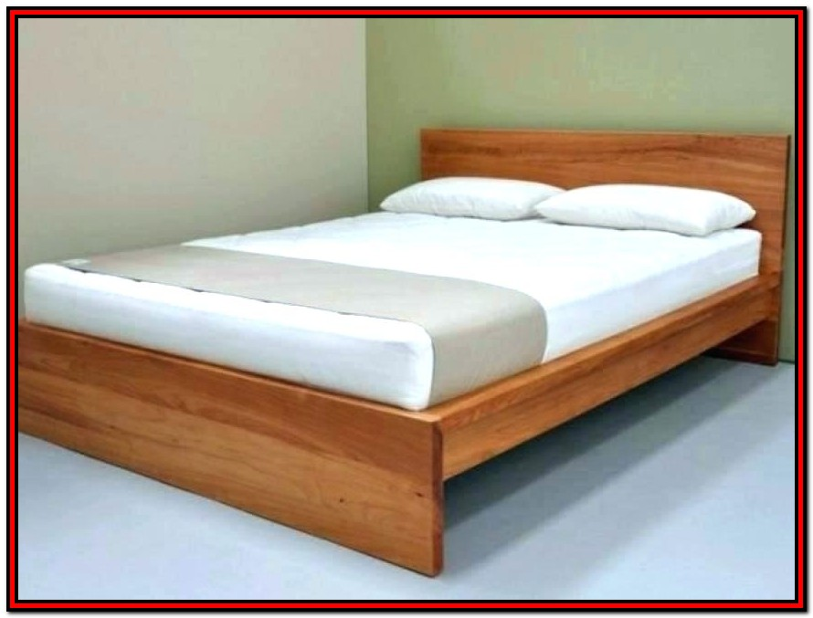 Platform King Bed Frame Canada