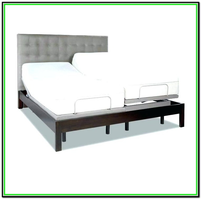 Power Adjustable Bed Frame King