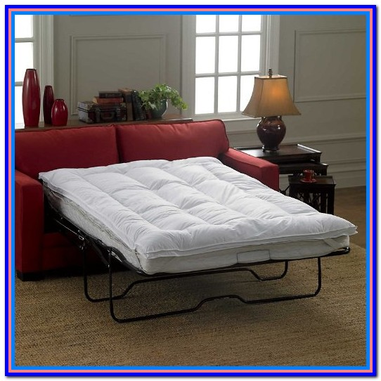 Pull Out Sofa Bed Mattress Cover
