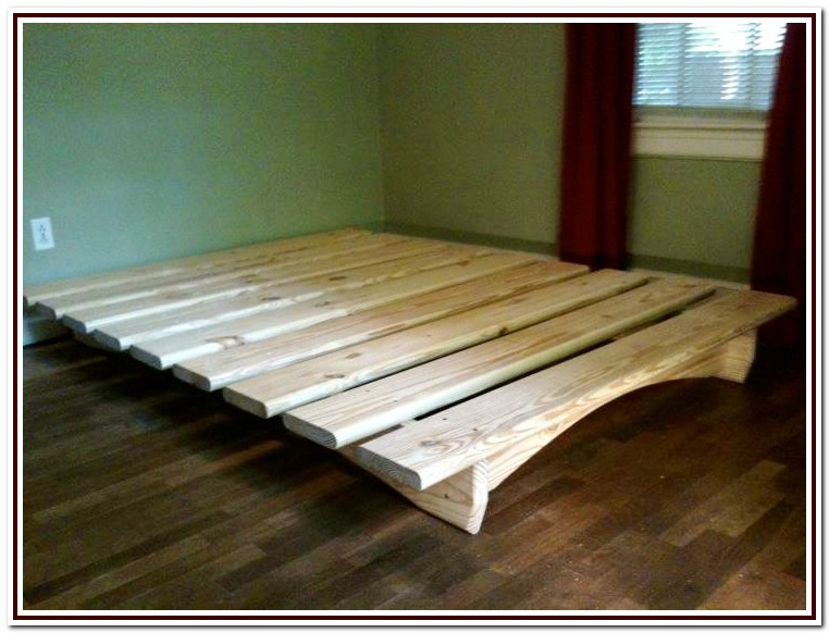 Queen Platform Bed Frame Diy