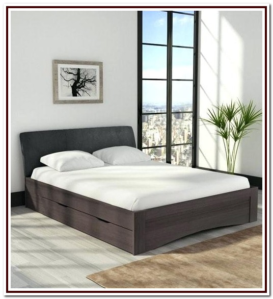 Queen Platform Bed Frames Near Me