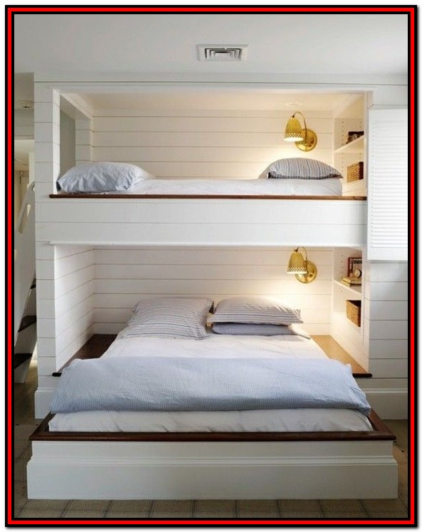 Queen Size Loft Bed For Adults Plans