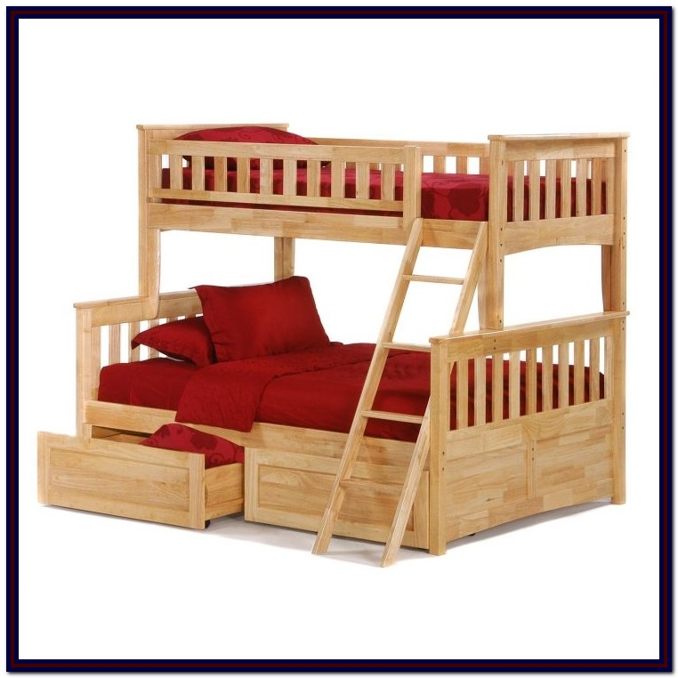 Queen Size Loft Bed With Desk Ikea