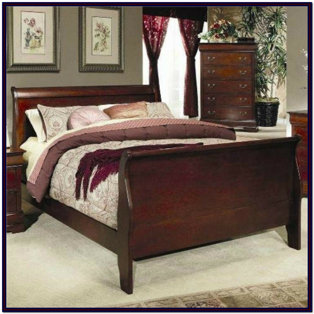 Queen Size Sleigh Bed Dimensions