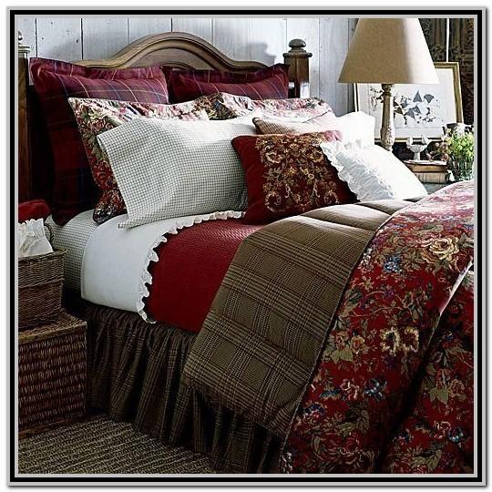 Ralph Lauren Bohemian Paisley Bedding