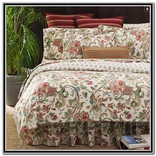 Ralph Lauren Paisley Comforter Set