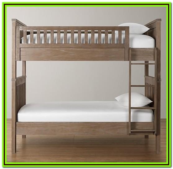 Restoration Hardware Twin Bunk Beds