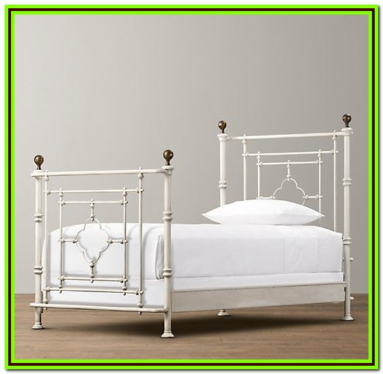 Restoration Hardware Twin Size Bed
