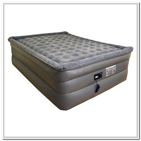 Serta Raised Pillowtop Air Bed