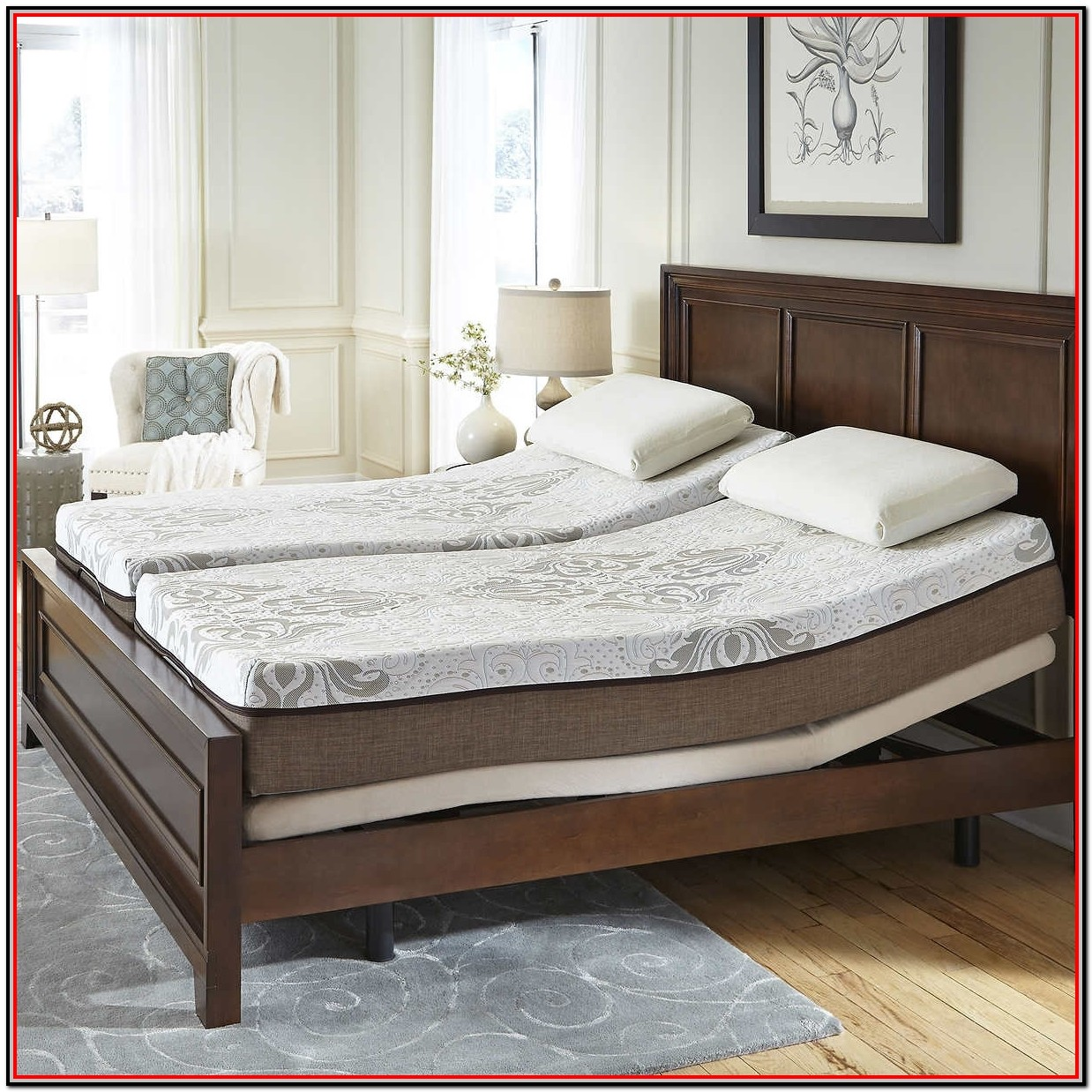 Sheets For Adjustable Split Queen Beds