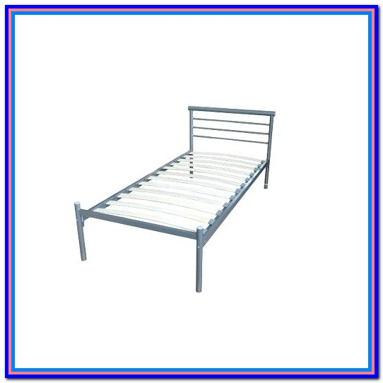 Slatted Bed Frame King Size