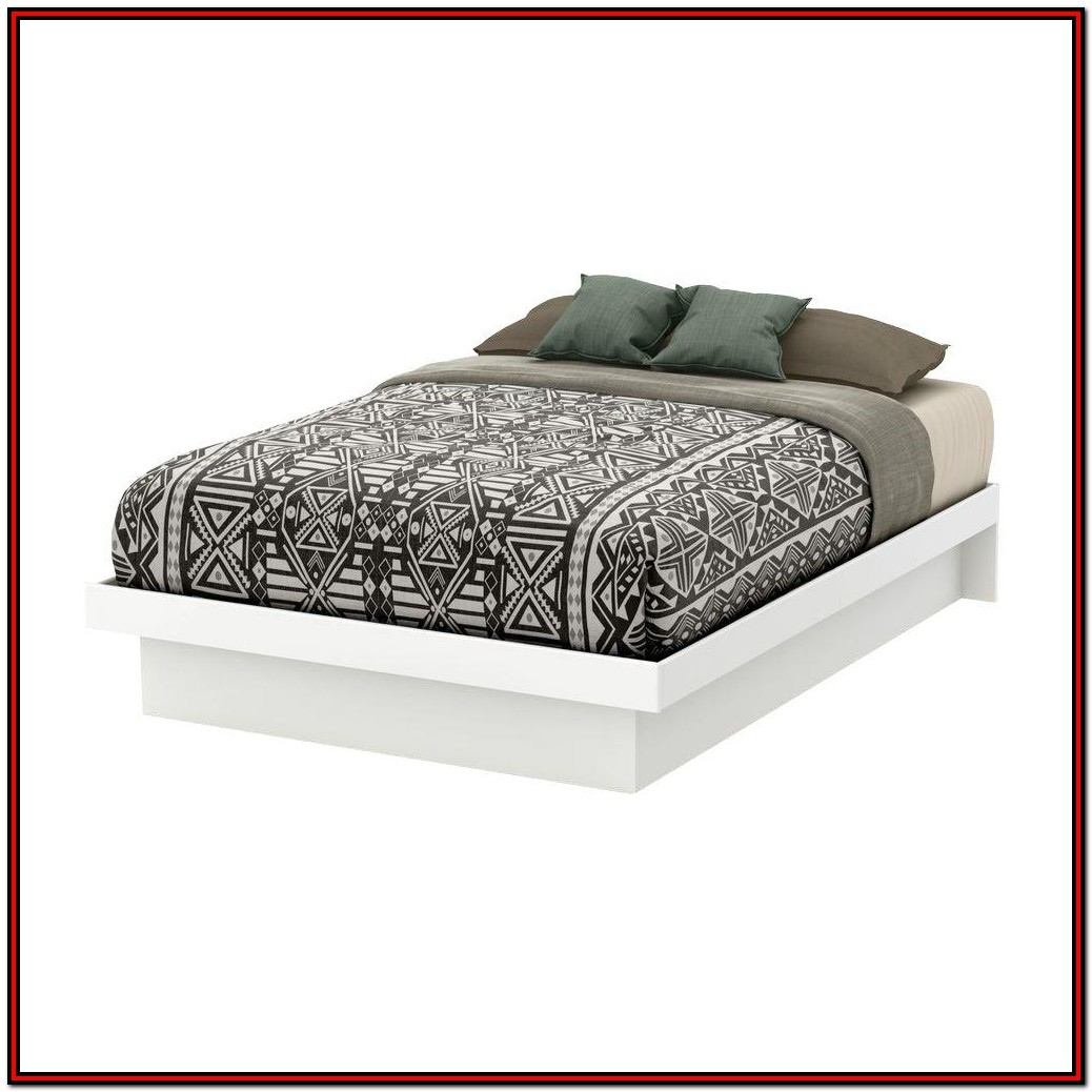 South Shore Full Size Platform Bed
