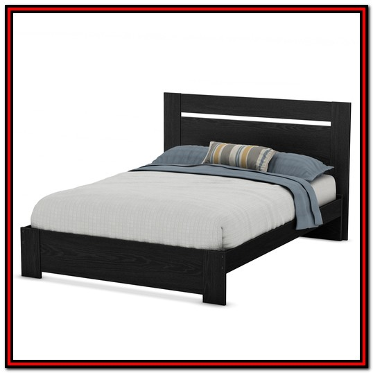 South Shore Furniture Platform Bed Assembly Instructions