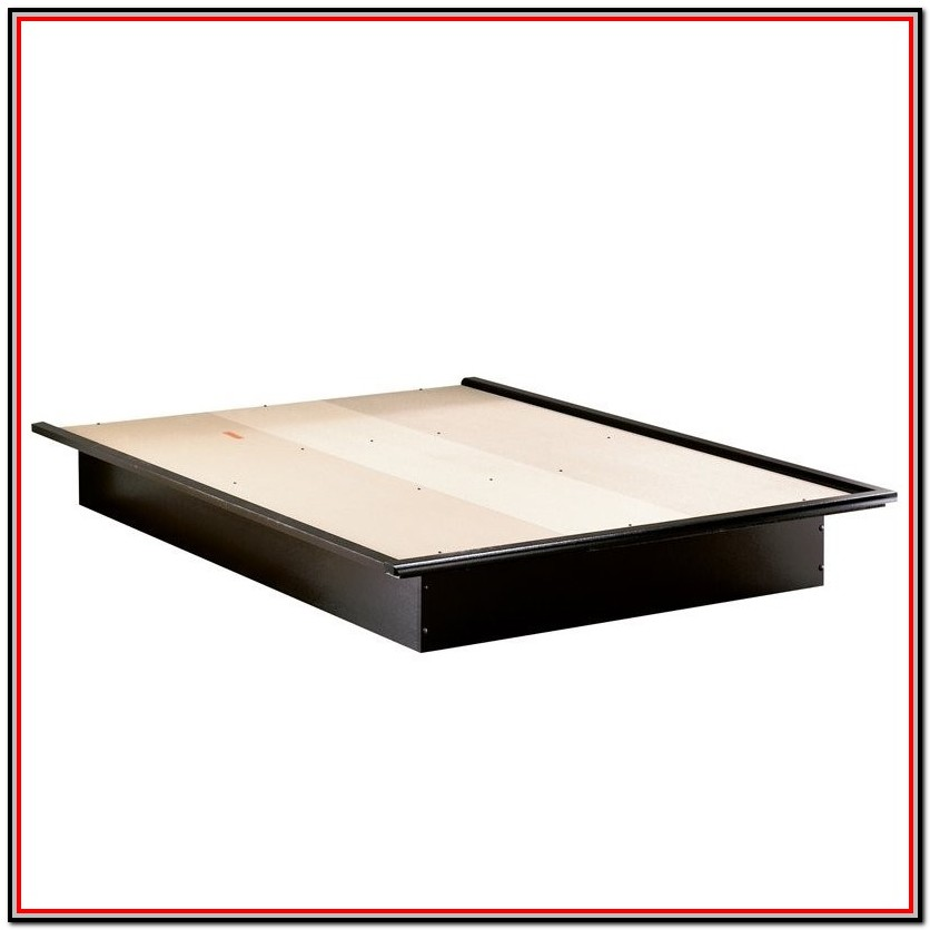 South Shore Platform Bed Assembly Instructions