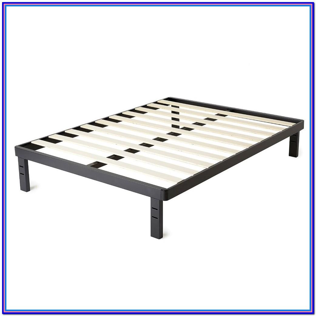 Steel Slat Bed Frame King