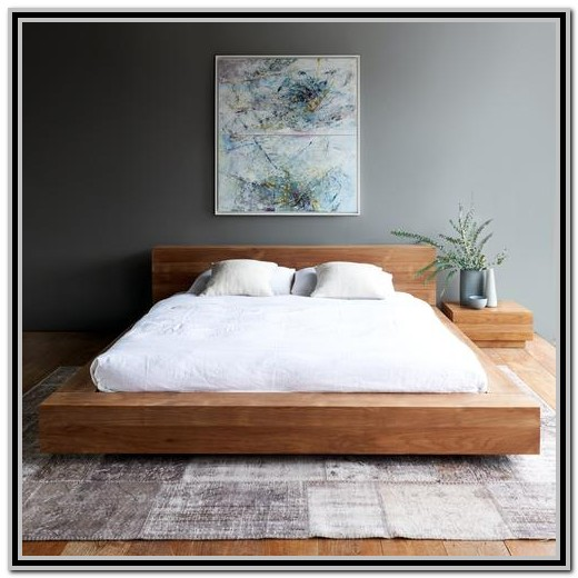 Storage Bed Frame Queen Singapore