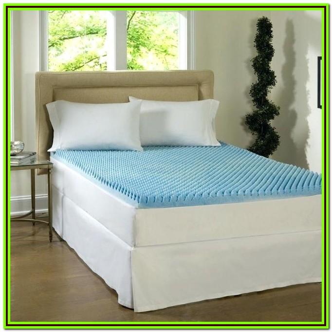 Tempur Pedic Memory Foam Mattress Topper Twin Xl - Bedroom ...