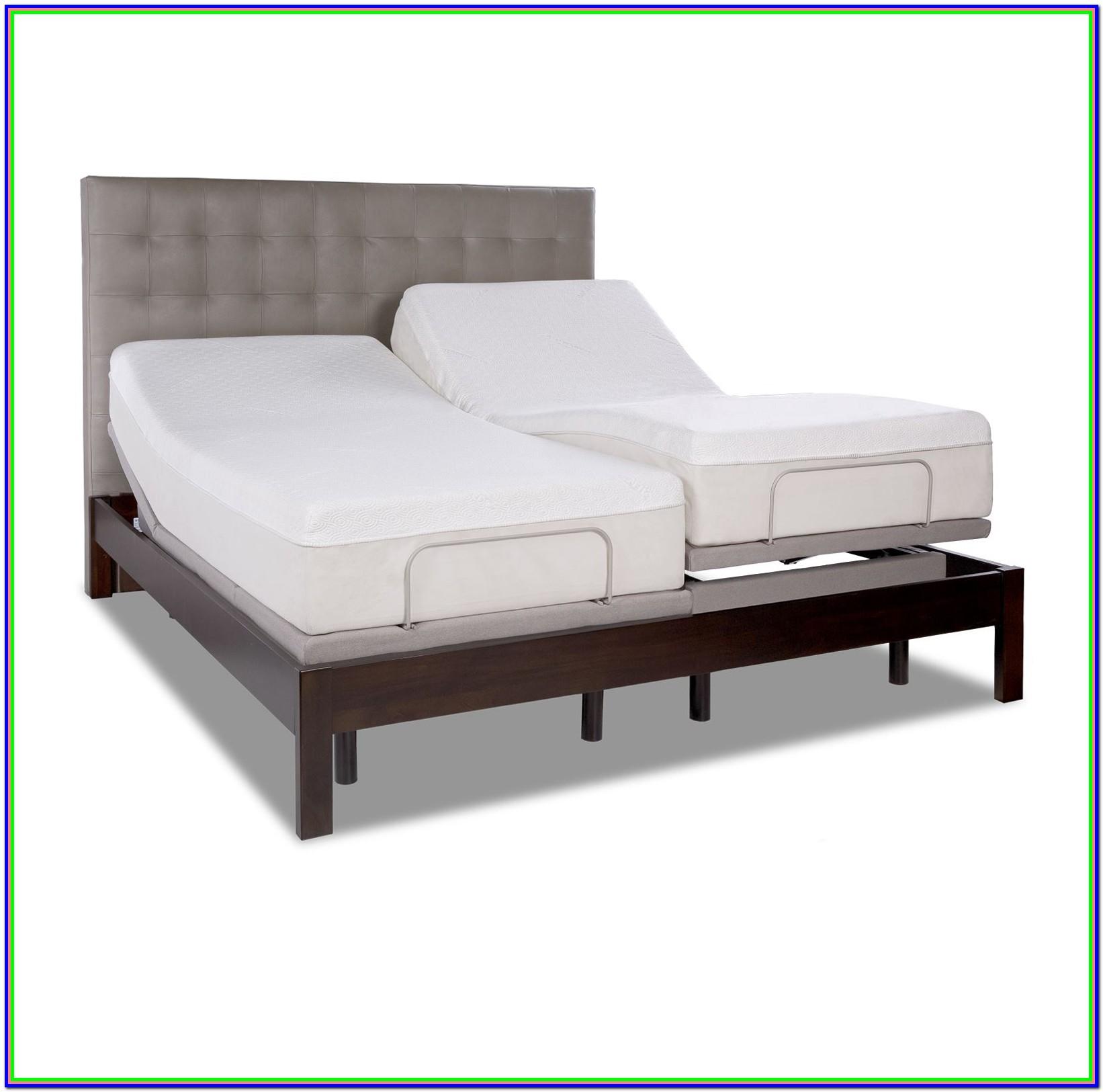 Tempur Pedic Queen Adjustable Bed Frame