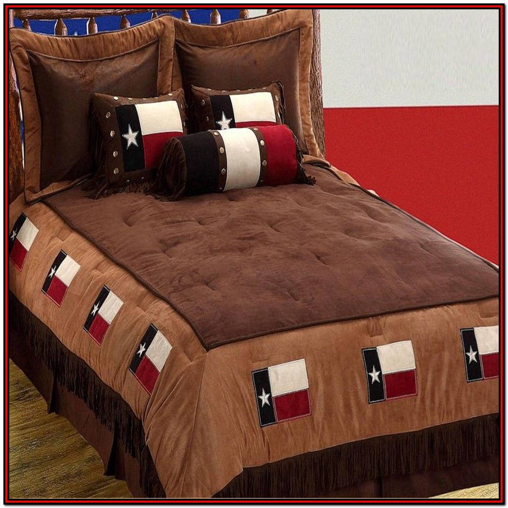 Texas King Size Bed Sheets