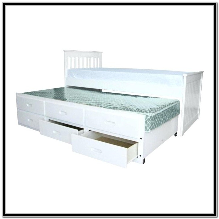 Trundle Bed With Storage Ikea