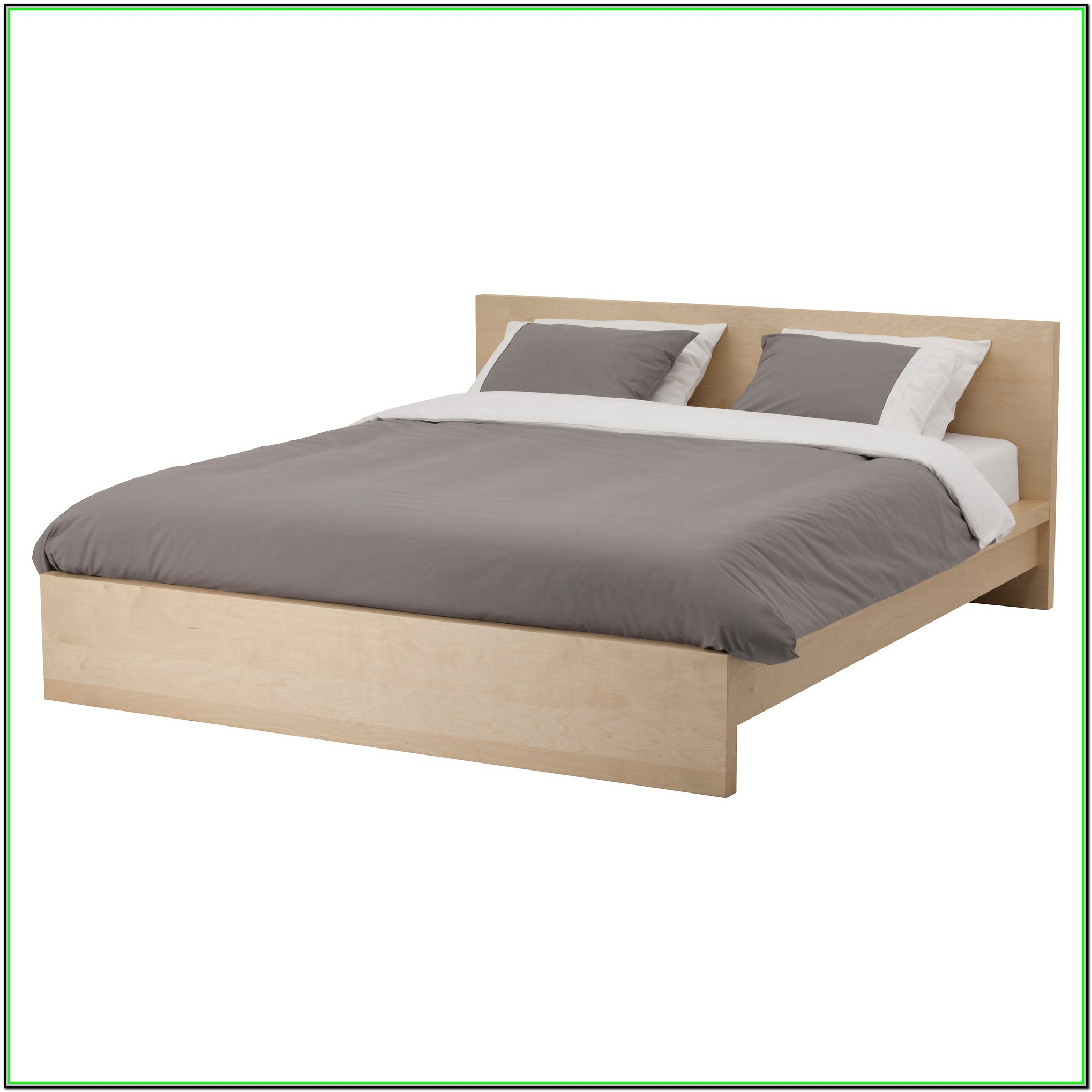 Twin Bed Frame Wood Ikea