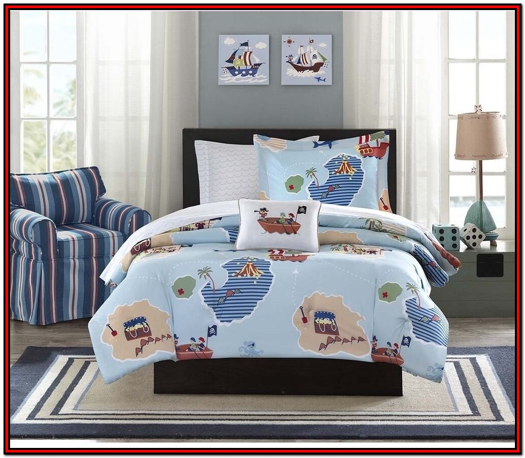 Twin Bed In A Bag Comforter Sets