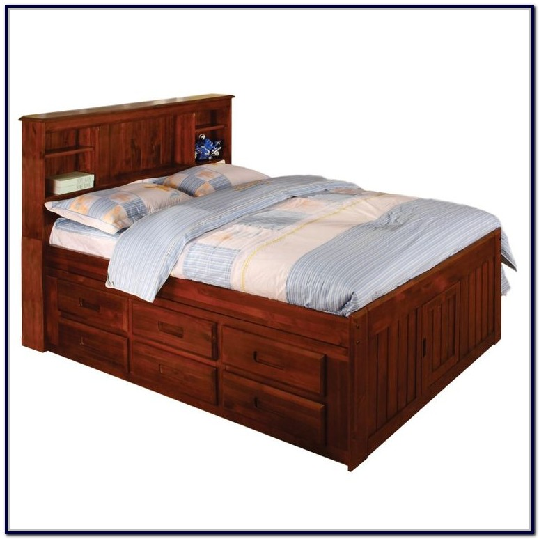 Twin Beds With Drawers Under