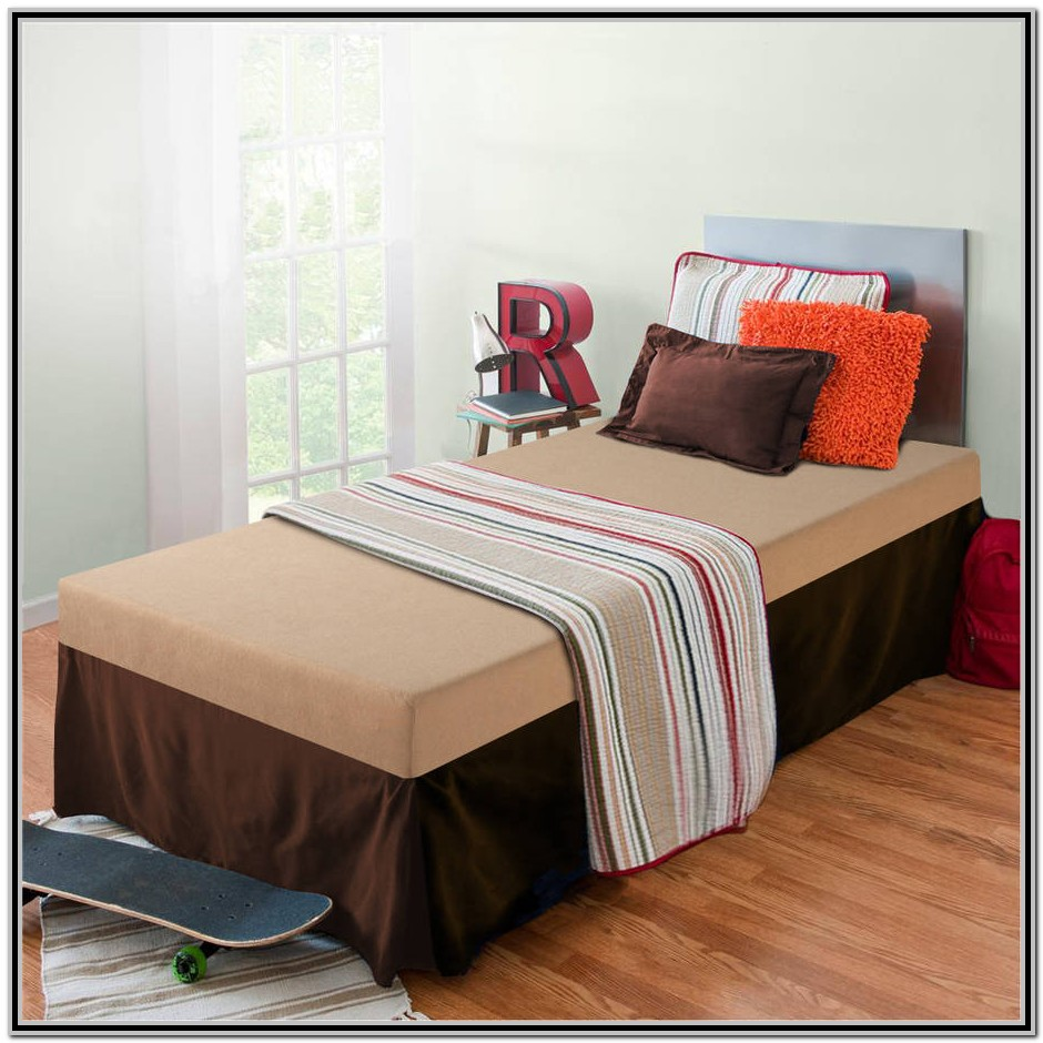 Twin Beds With Mattress Included