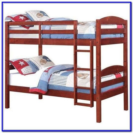 Twin Full Bunk Bed Mattress Set