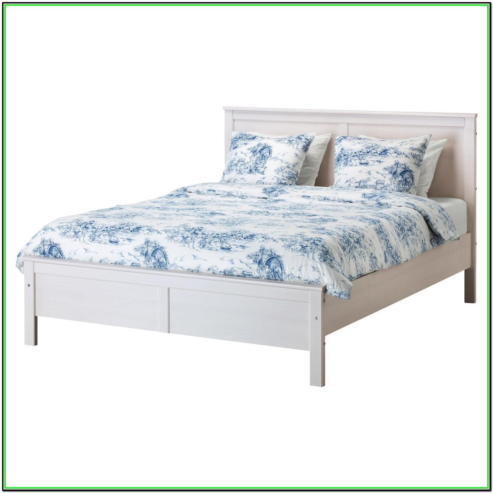 Twin Iron Bed Frame Ikea