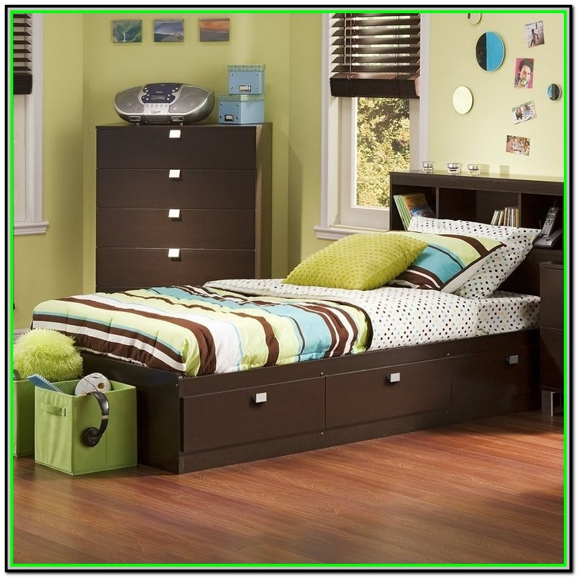 Twin Kid Bed Frame