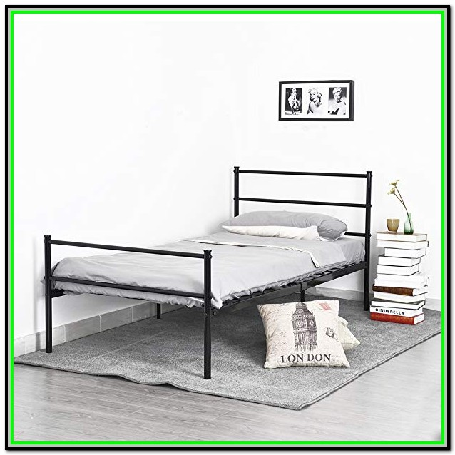 Twin Size Kid Bed Frame