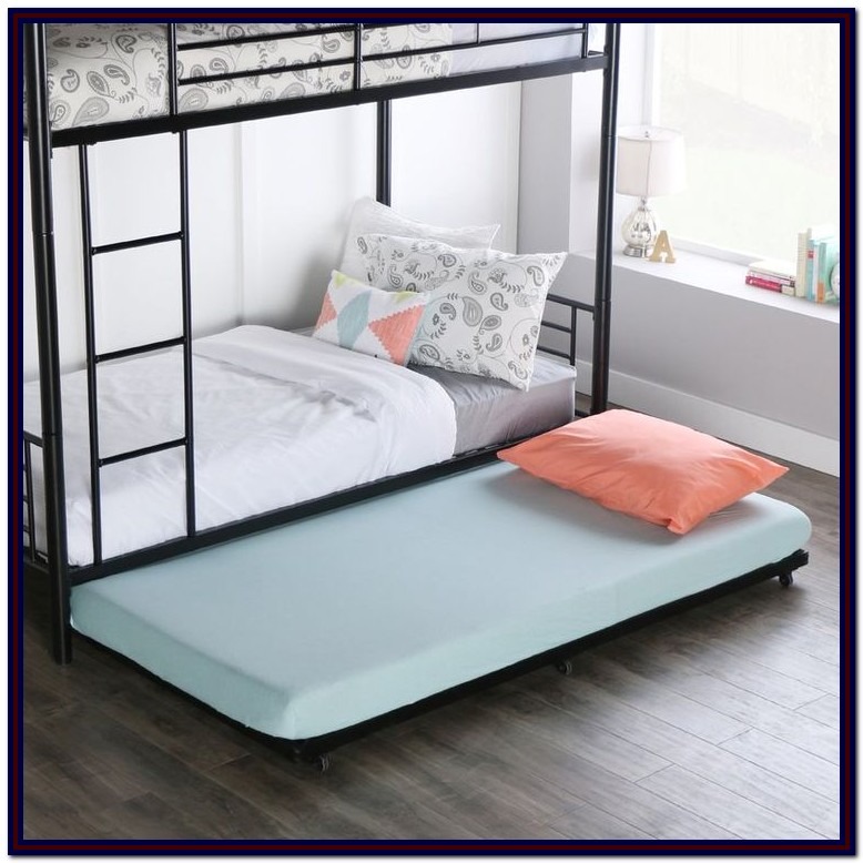 Twin Trundle Bed Mattress Size