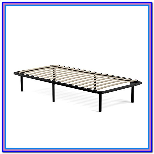Twin Xl Platform Bed Frame Wood