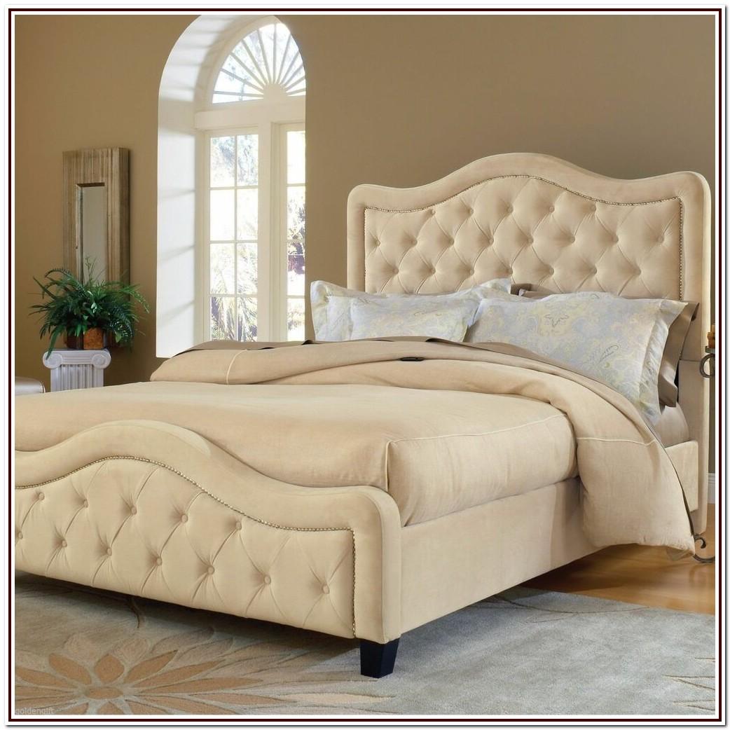Upholstered King Size Bed Frame